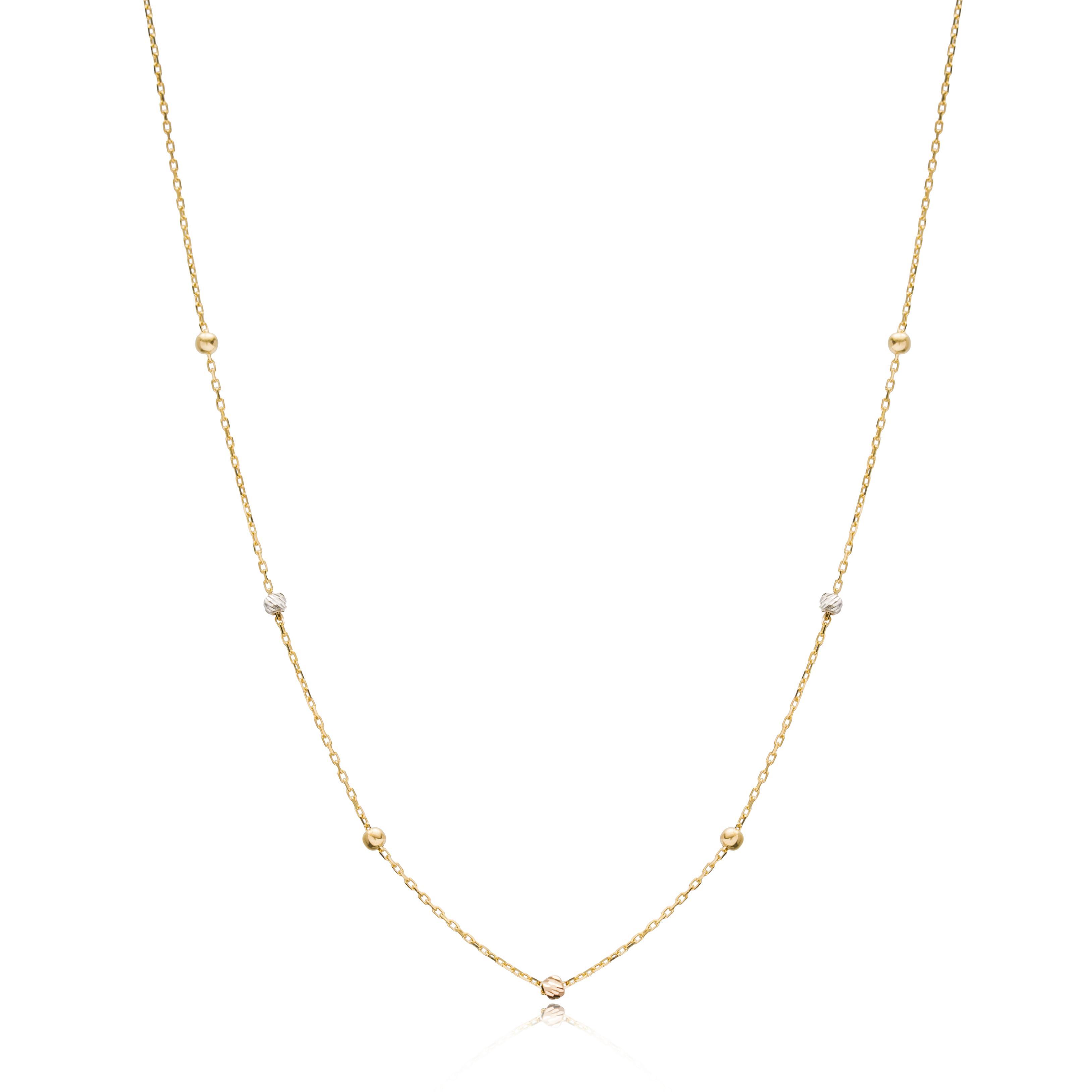 14K Gold Starfish Necklace Wholesale Handmade Turkish Jewelry